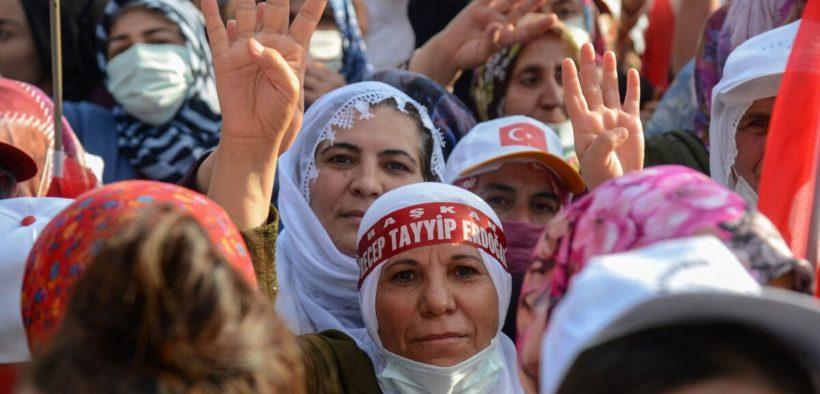 Erdogan's game plan for next election involves Kurdish vote