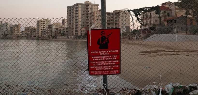 Explainer: The conflict between Turkey and Cyprus over the Varosha ghost town