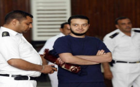 Fears for life of prominent Muslim Brotherhood leader's son in Egyptian jail