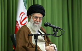Iran's supreme leader says experience shows 'trusting West does not work'