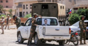 Rights group urges Syrian regime to end 'starvation, siege' of 40,000 civilians in country's south