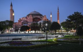 Secular Turks mock government's appropriation of care-free lifestyles in Istanbul promo video