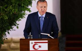 Tensions. À Chypre, les annonces d'Erdogan attendues avec crainte