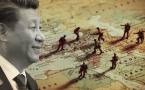 Greater Middle East may force China to project military power sooner rather than later 21