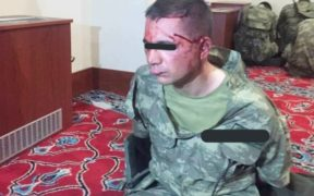 Former colonel reveals photo of tortured soldiers in mosque during July 15 attempted coup 27