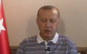 Erdoğan's momentary dozing off in Eid greeting video reignites debate about his health 22