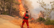 Conspiracy theories abound as Turkey investigates cause of multiple fires 10