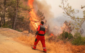 Conspiracy theories abound as Turkey investigates cause of multiple fires 21