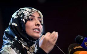 Tawakkol Karman sees 'lesson' for Islamists in fall of Ennahda, rise of Taliban 18