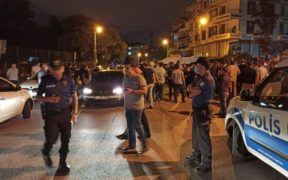 Houses, workplaces owned by Syrian refugees attacked in Ankara 20