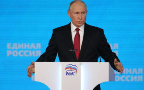 Putin says Russia will not 'meddle' in Afghanistan