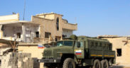 Syria rebels start leaving Daraa as part of truce