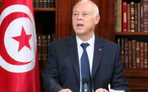 Tunisia president grants himself sweeping new powers, unilaterally ratifies international treaty