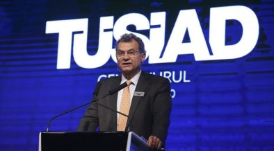 Turkey's top business group warns against hasty rate cuts, calls for price stability 58