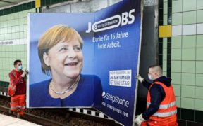 What is the legacy of the Angela Merkel era? 19