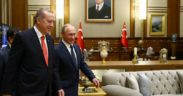 The bizarre Turkey-Russia 'bromance' is about to grow 1