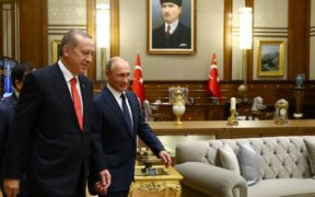 The bizarre Turkey-Russia 'bromance' is about to grow 87