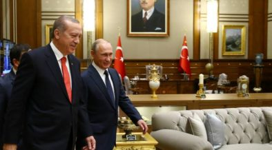 The bizarre Turkey-Russia 'bromance' is about to grow 54