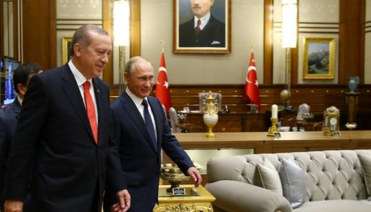 The bizarre Turkey-Russia 'bromance' is about to grow 46