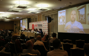 Tribunal judges hear testimony of journalists in exile 21
