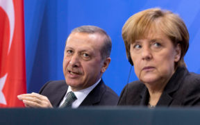 Germany must not be blackmailed by Turkey 19