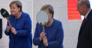 Angela Merkel hopes Germany continues to work with Turkey 10