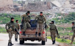 After attacks in Syria, what is Ankara's military plan? 21