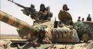 Syria deploys troops to north Aleppo as Turkey's op. looms 9