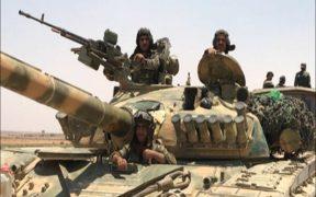 Syria deploys troops to north Aleppo as Turkey's op. looms 94