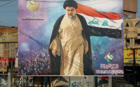 Shi'ite cleric Moqtada al-Sadr wins Iraq election 20