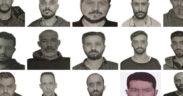 Turkey reveals photos of 15 alleged Mossad spies arrested 9