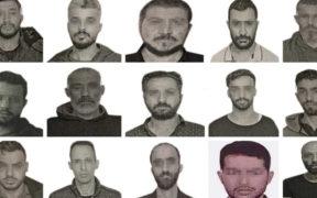 Turkey reveals photos of 15 alleged Mossad spies arrested 93