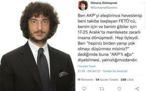 Twitter's lawyer in Turkey tweets hate speech against Gülen movement 23