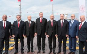 Turkey opposition: 'United' they fall? 22