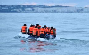Refugees becoming a tool to settle geopolitical scores 26